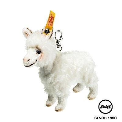STEIFF德國金耳釦泰迪熊 - Llama 駱馬 (經典吊飾)