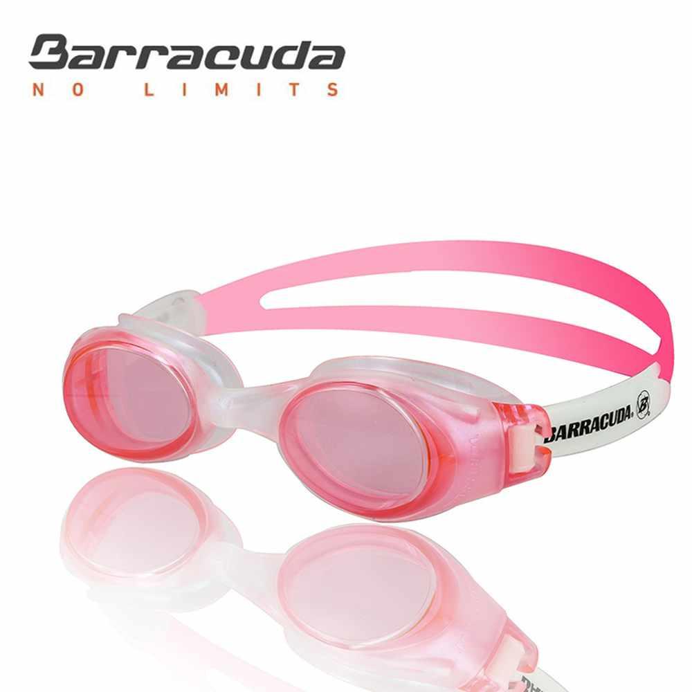 美國巴洛酷達Barracuda 青少年 運動型抗UV防霧SUBMERGE JR 泳鏡- 快速到貨
