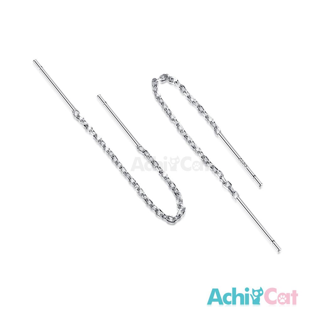 AchiCat 925純銀耳環 幸福降臨 純銀耳針