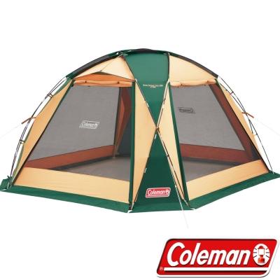 Coleman-CM-27290-380綠-圓頂網