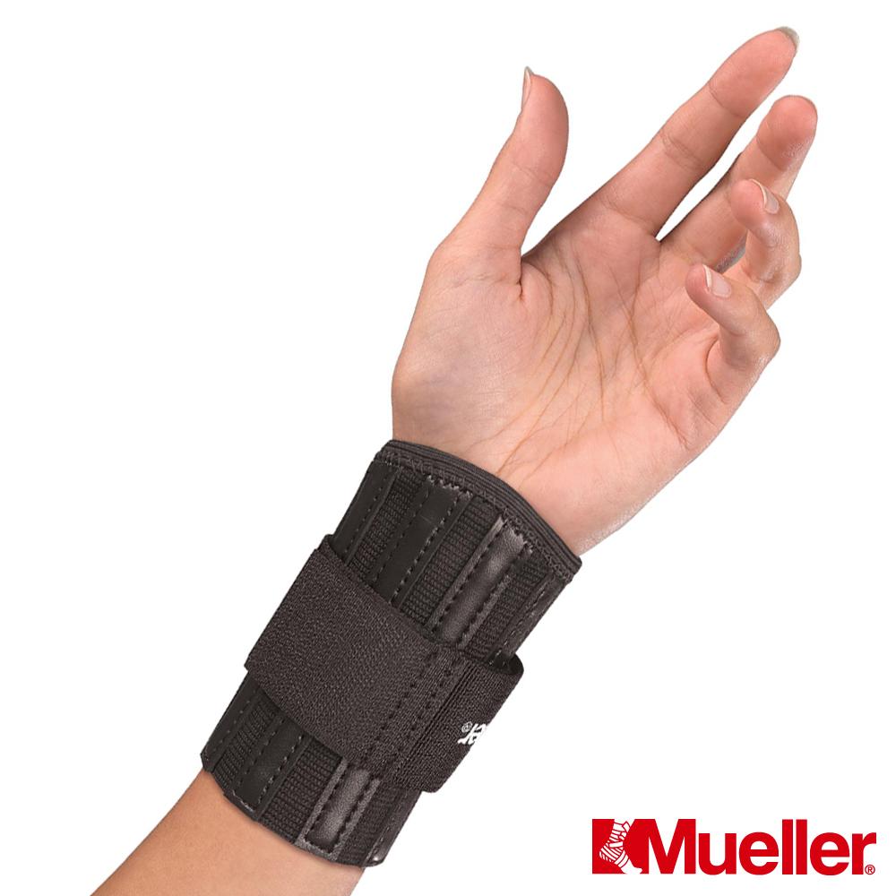 MUELLER慕樂 腕關節護具 黑色(MUA222)