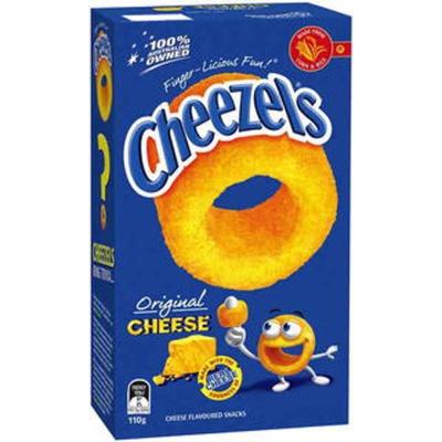澳洲Cheezels 起士圈餅乾(125g)