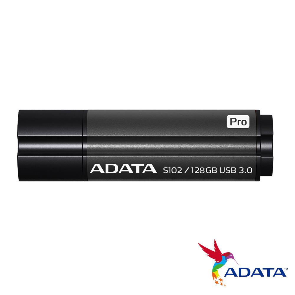 ADATA威剛 S102 pro 128G 行動碟