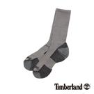 Timberland 深灰色排汗休閒半筒襪(3入組)