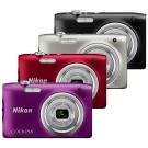 Nikon coolpix A100  5倍光學變焦隨身機 (公司貨)