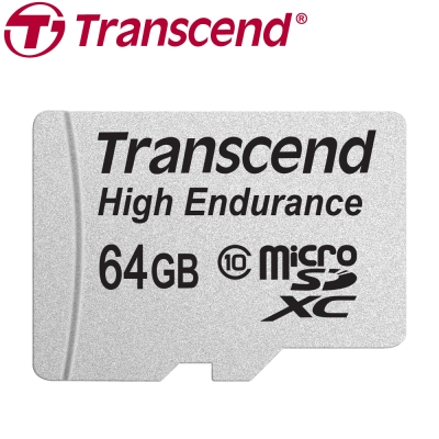 創見 MLC高耐用 microXDHC 64G 行車記錄器監控 記憶卡