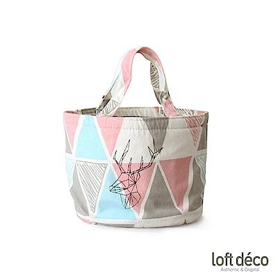 Loft Deco | Deer | 束口保溫萬用袋