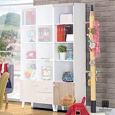 漢妮Hampton愛妮莎系列1.5尺書櫃-45.5x32x182cm