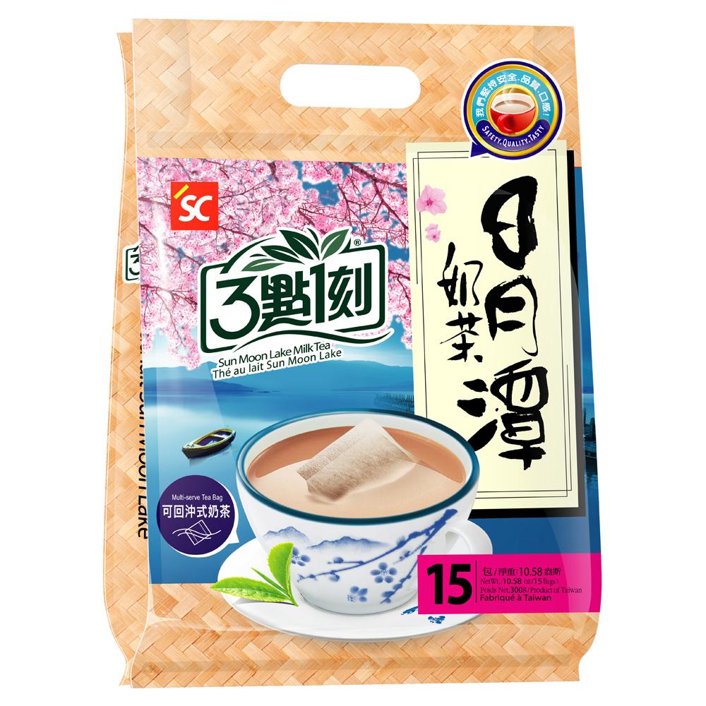 3點1刻 日月潭奶茶(20gx15包)