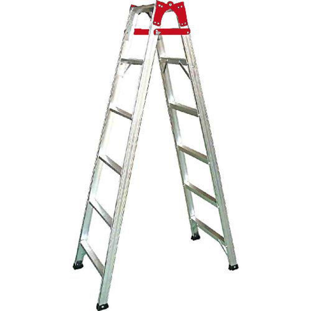 6尺鋁製直馬工作梯