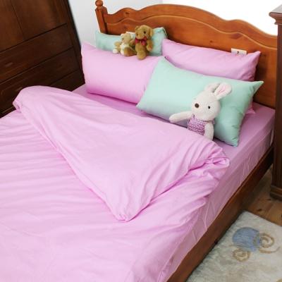bedtime-story-100-純棉-素色薄床