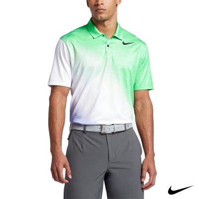 NIKE GOLF 短袖 POLO衫-漸層綠833170-452