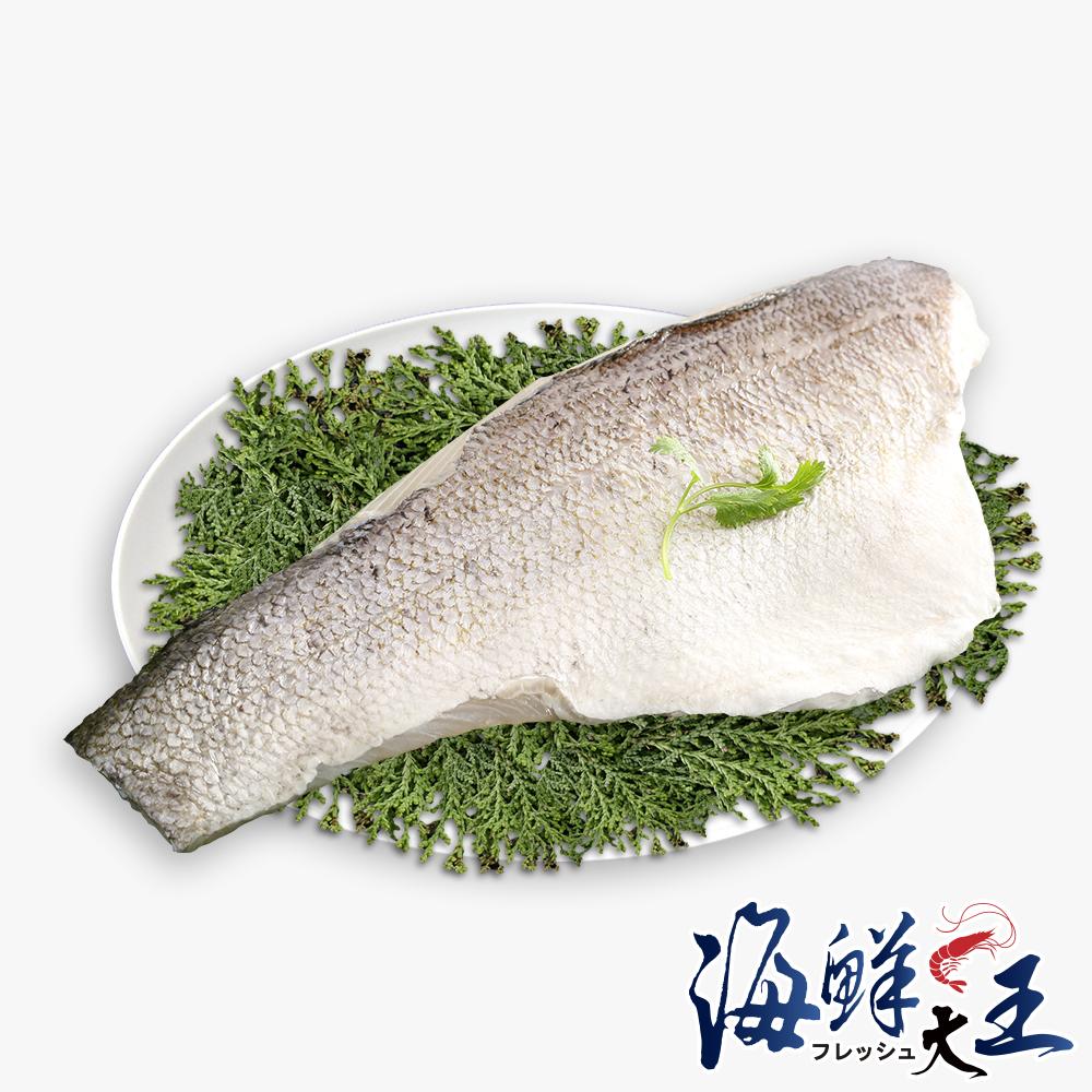 海鮮大王 金目鱸魚片8片組(250g±10%/片)