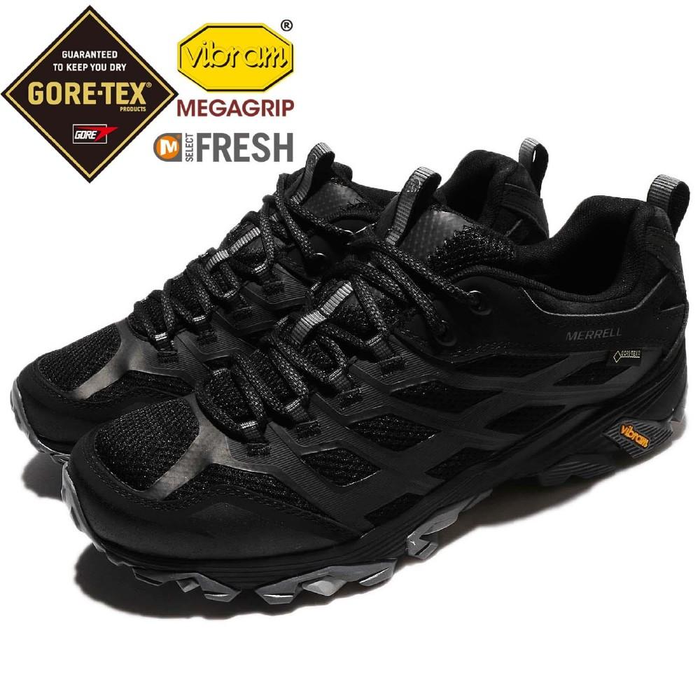 Merrell 越野鞋 Moab FST GTX 男鞋