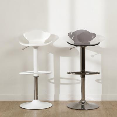 BuyJM小金魚壓克力吧檯椅/兩色可選-免組裝