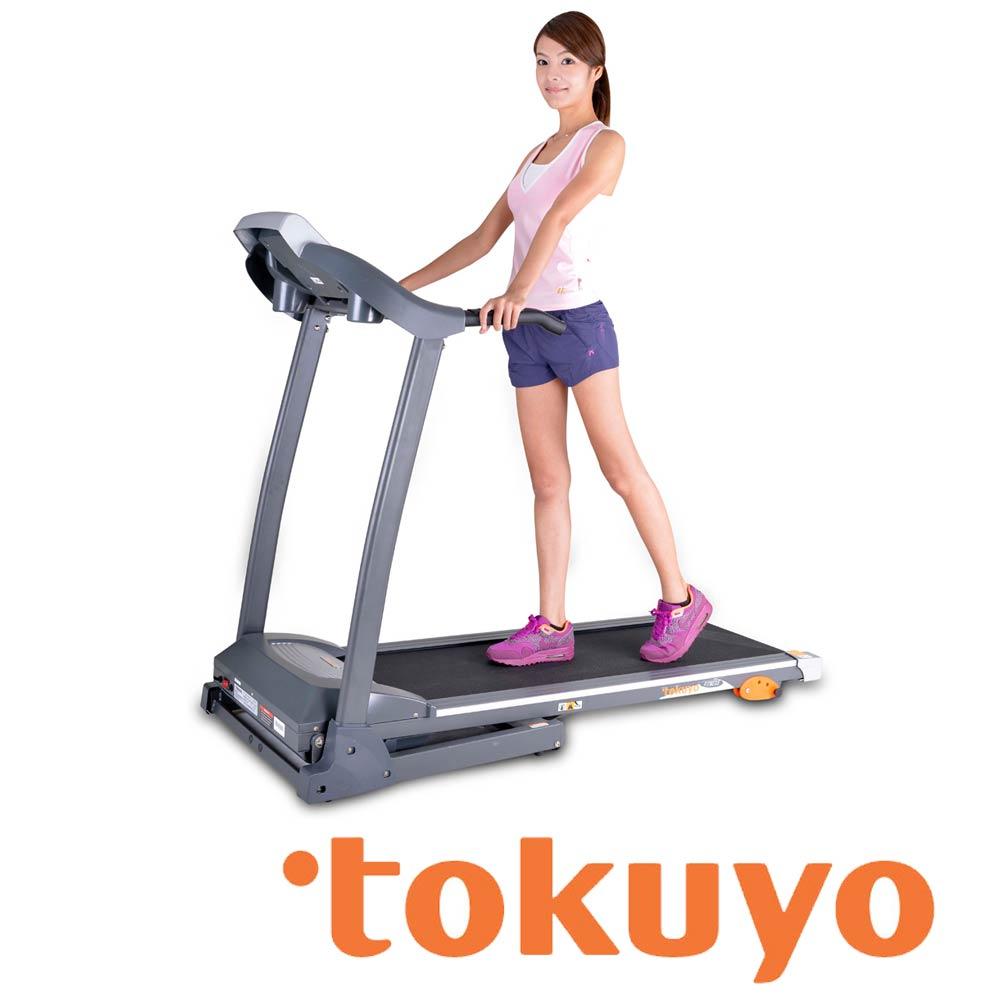 Tokuyo SLOW Motion慢走健走跑步機TT-375EM客約送貨日
