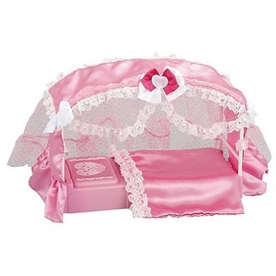 PILOT-小美樂娃娃配件-夢幻公主床