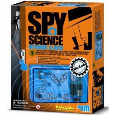 4M科學探索-間諜警報器