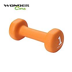 Wonder Core 亮彩有氧啞鈴 (橘色/1kg)