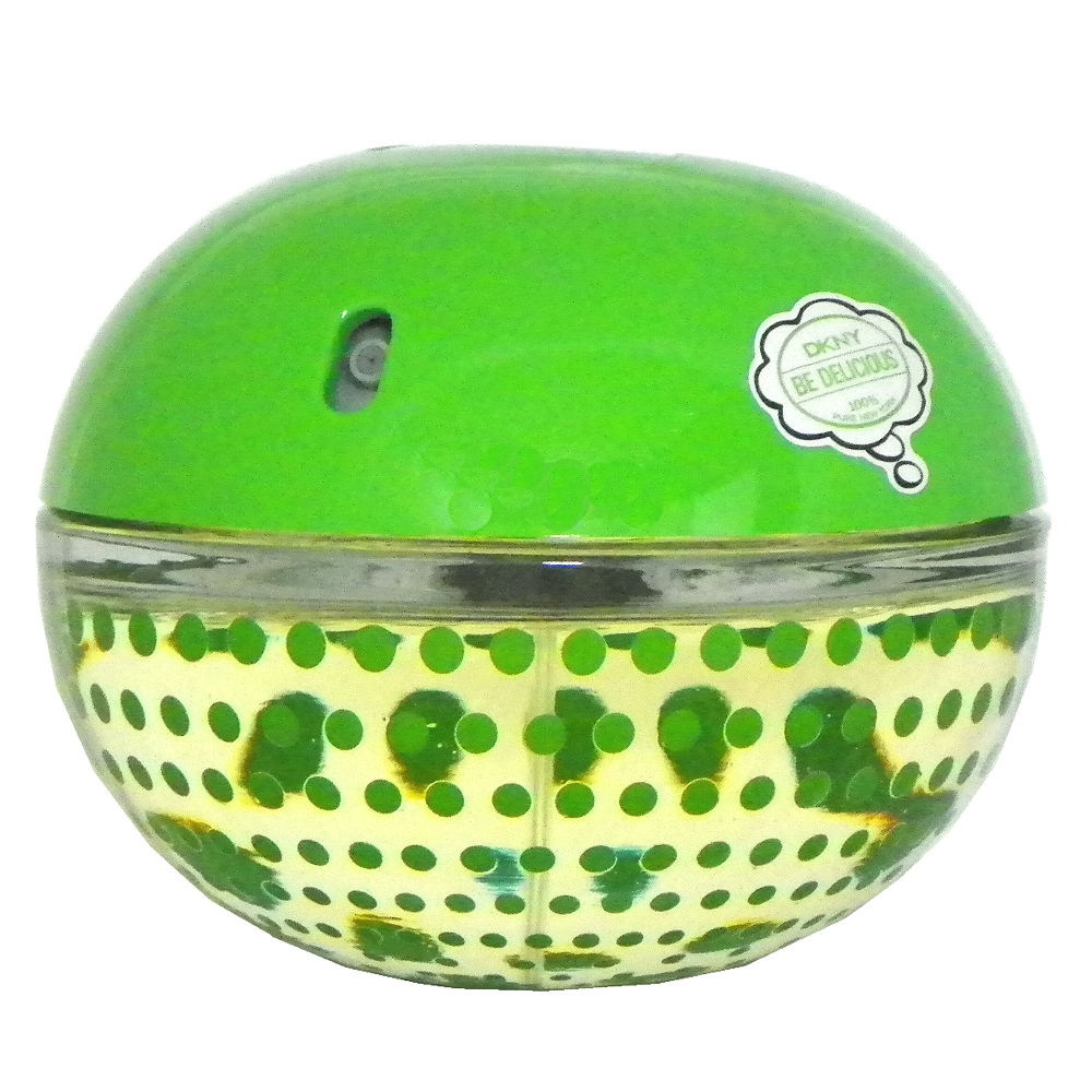 DKNY Be Delicious Pop Art 限量版青蘋果淡香精 100ml
