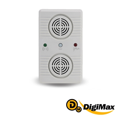 Digimax  超級驅鼠班長  威豹II  超音波驅鼠蟲器  UP-11AK