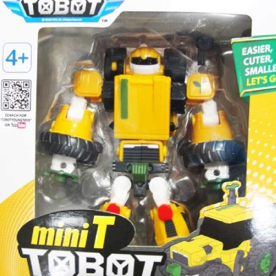 任選TOBOT MINI Terracle 冒險T YT01077 機器戰士