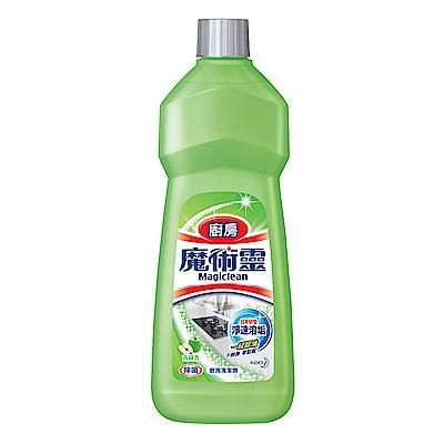 廚房魔術靈 清潔劑 青蘋不刺鼻- 經濟瓶 (500ml)