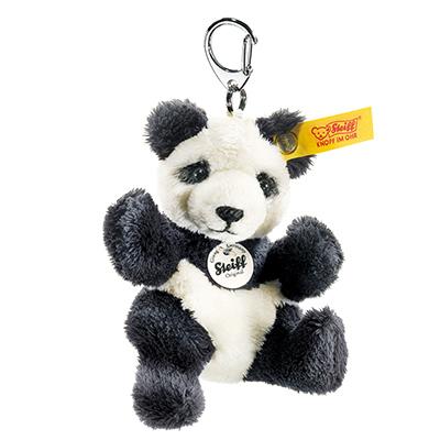 STEIFF德國金耳釦泰迪熊 - 經典吊飾 Panda