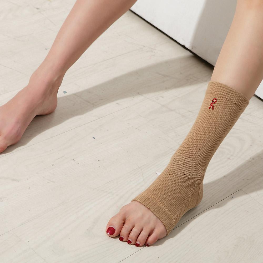Roberta諾貝達 護具-護腳踝2入組(膚)