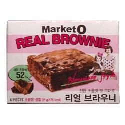 Market O 布朗尼蛋糕(96g)