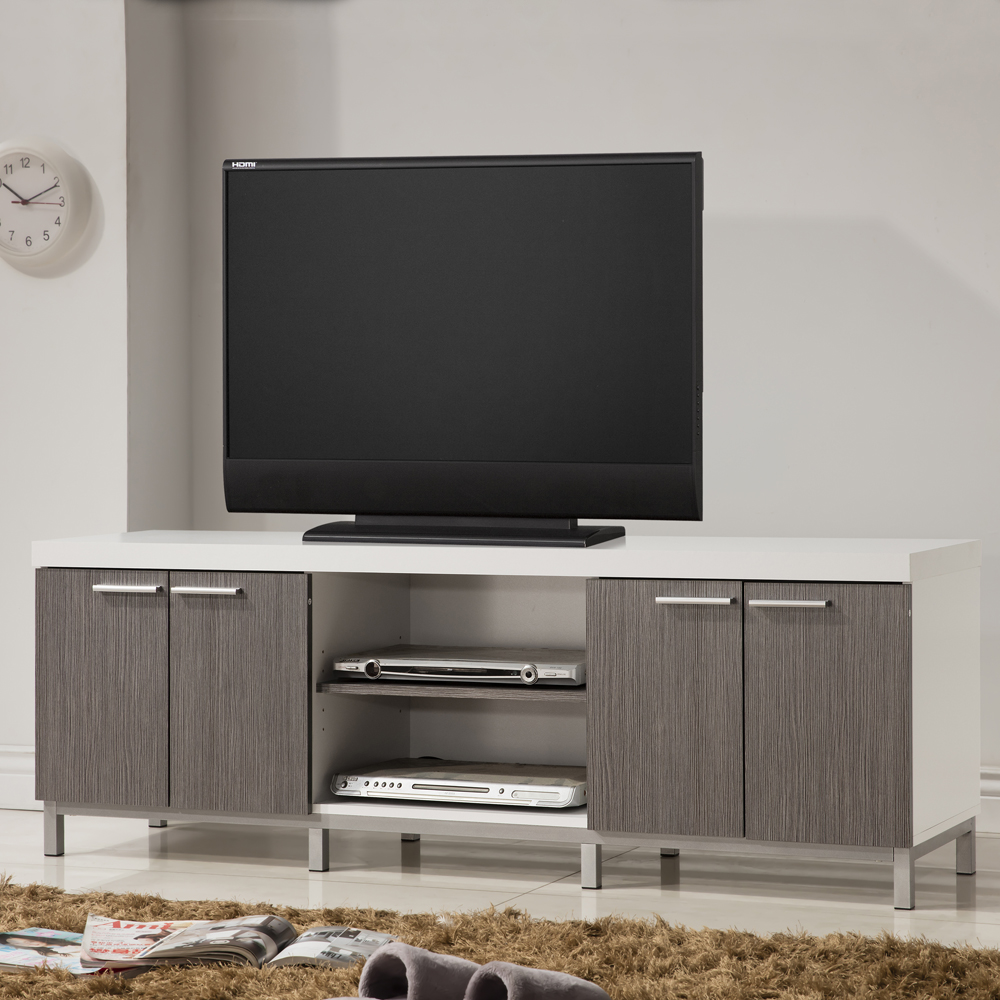 Ardent五尺四門電視櫃-DIY產品-寬152.5*39.5*53.5cm