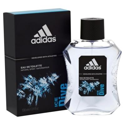 adidas愛迪達 品味透涼運動男性香水100ml