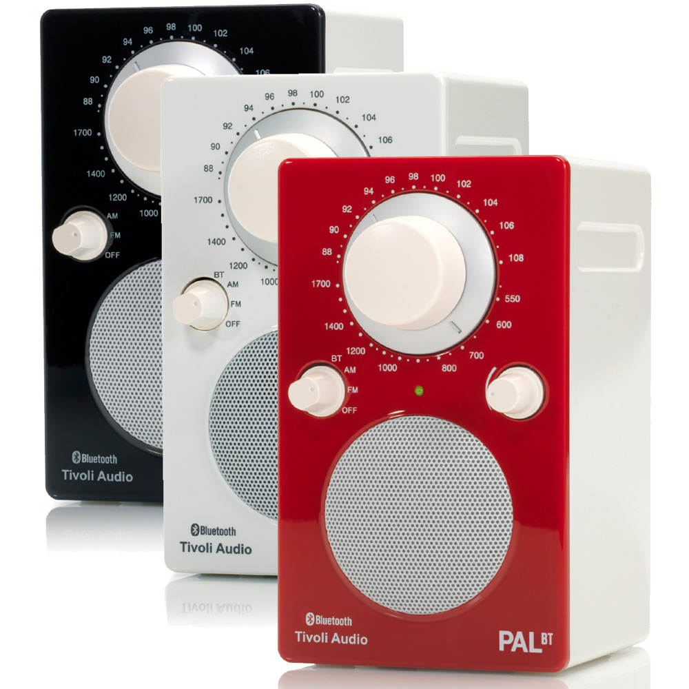 Tivoli Audio - PAL BT AM/FM 收音機藍牙喇叭
