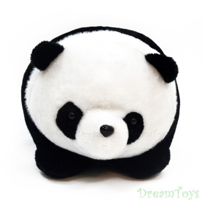 凡太奇。元元熊貓絨毛玩偶