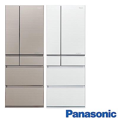 Panasonic 國際牌 550L日製六門 變頻電冰箱 NR-F553HX