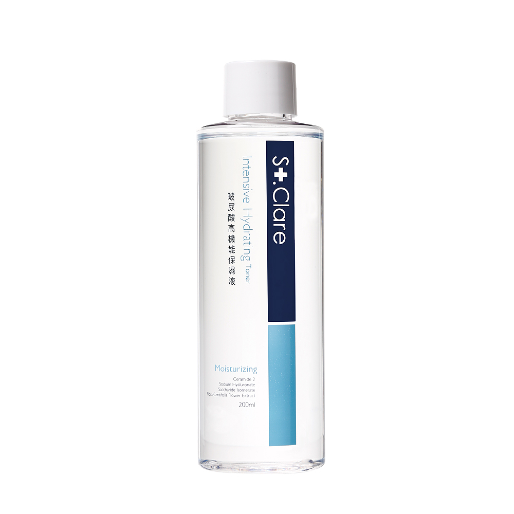 St.Clare聖克萊爾  Cera+玻尿酸高機能保濕液200ml