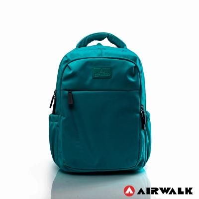 AIRWALK-行李箱拉桿之旅行後背包