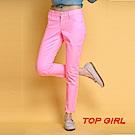 【TOPGIRL】素色鉛筆褲-共兩色
