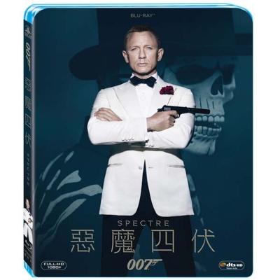 007 惡魔四伏  藍光 BD