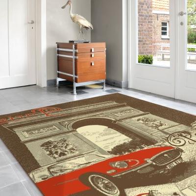 范登伯格 - 寶萊 美式流行地毯 - 凱旋門 (160 x 225cm)