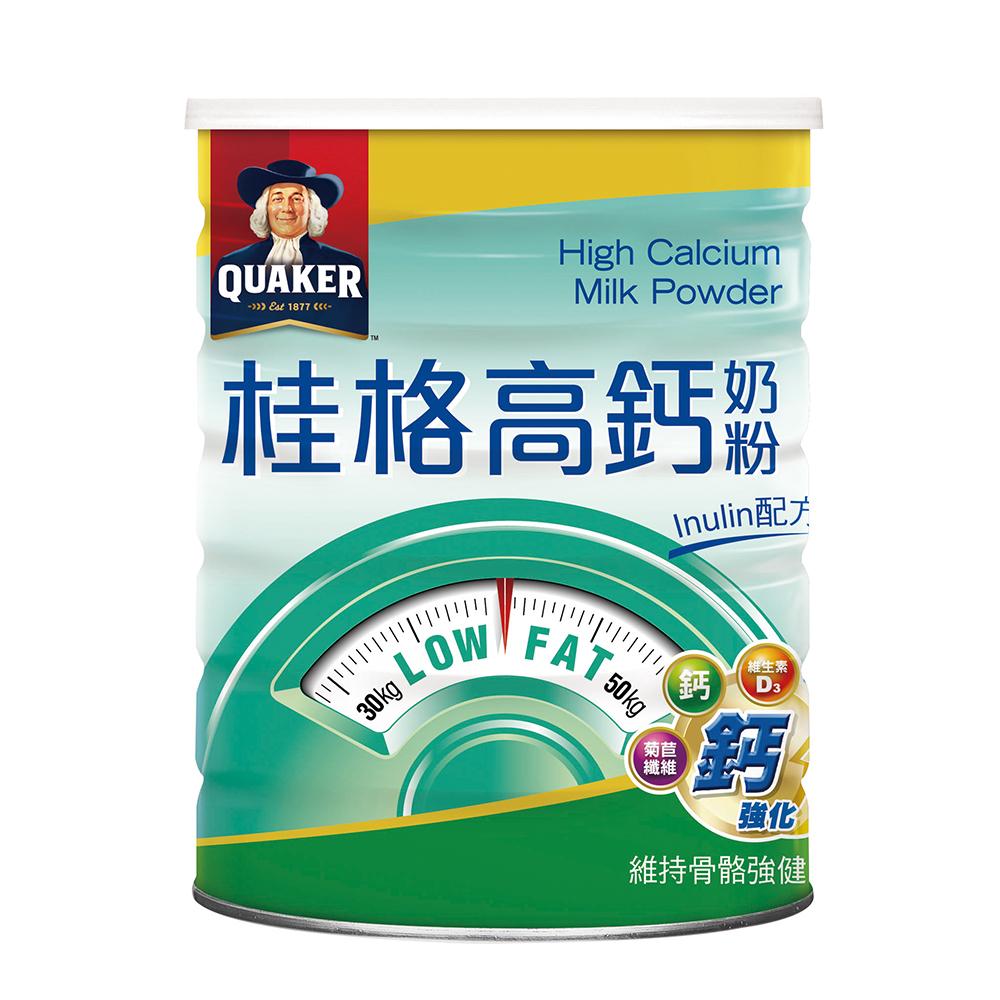 桂格 高鈣奶粉Inulin配方(1500g)