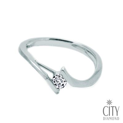 City Diamond『一生の摰愛』10分鑽戒