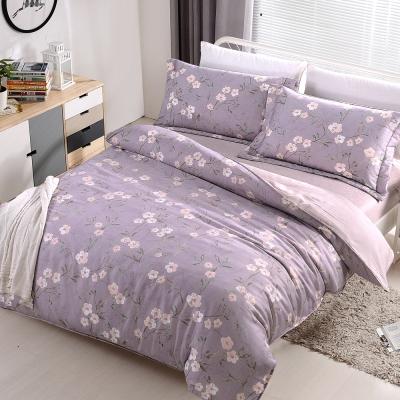 HOYACASA星空之語 特大四件式天絲全舖棉兩用被床包組