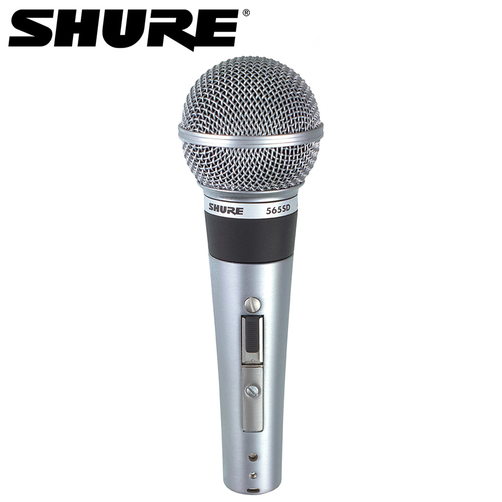 Shure 565SD-LC 動圈式麥克風