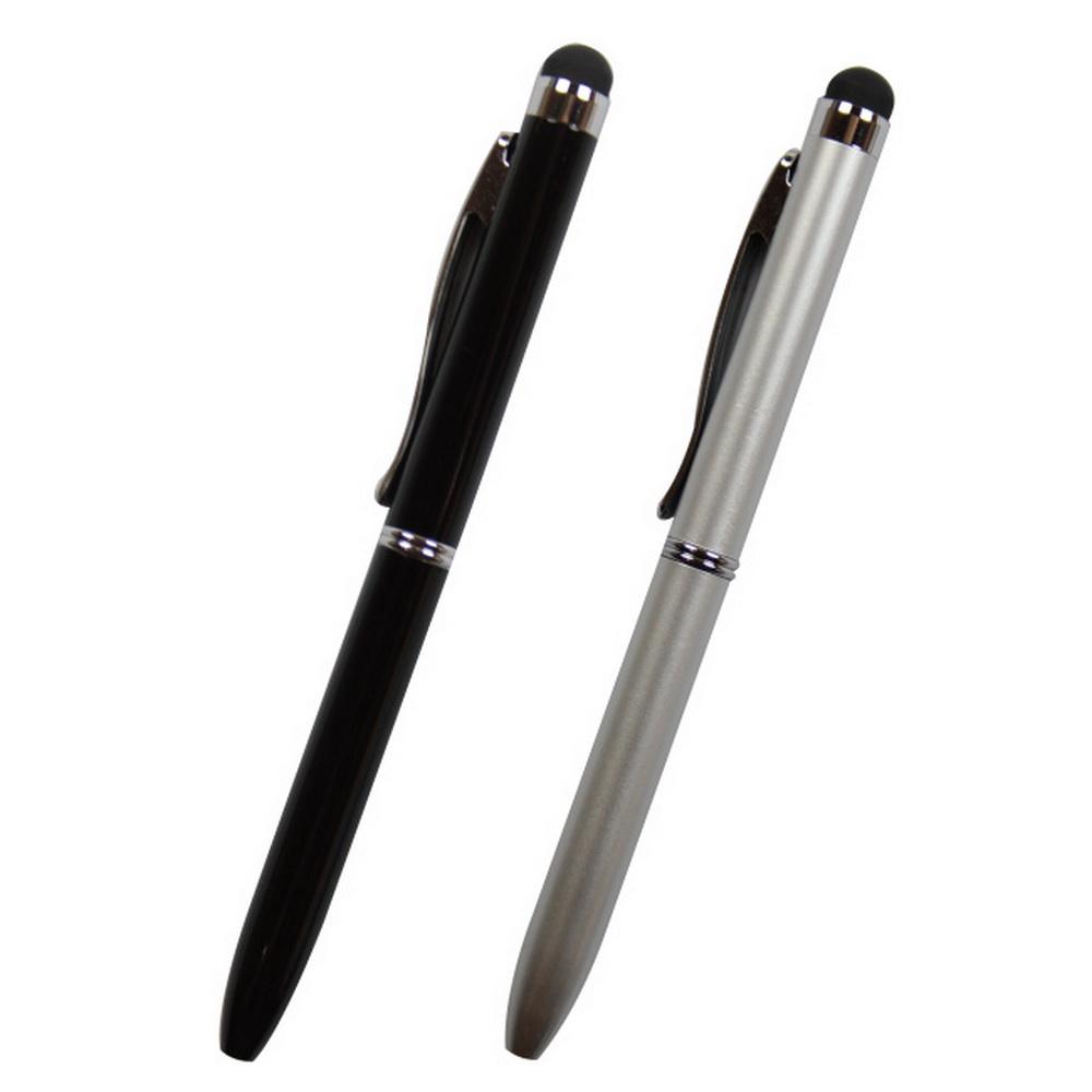[ZIYA] 電容式觸控筆 (原子筆造型 復古系列 買一送一)