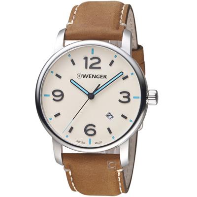WENGER Urban Metropolitan都會系列腕錶( 01.1741.120)