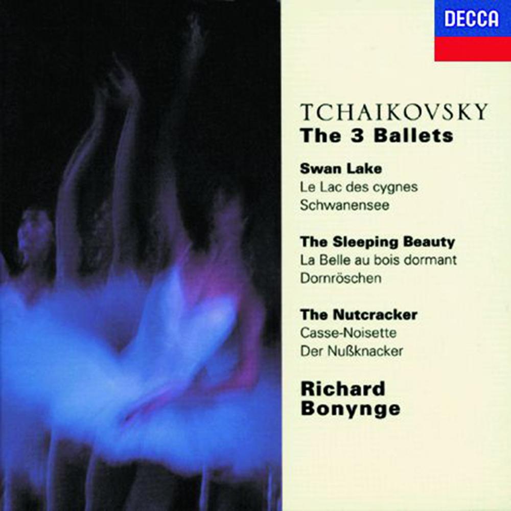 柴可夫斯基:天鵝湖、胡桃鉗、睡美人(6CD)