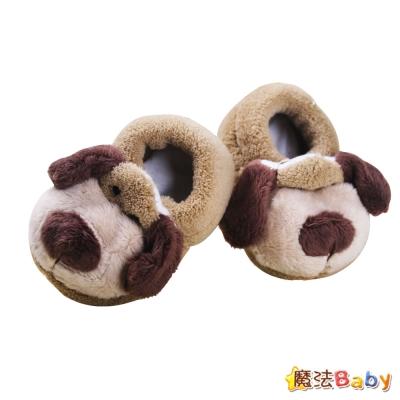 KUKI 酷奇立體造型超Q保暖學步鞋/嬰兒鞋~s4143
