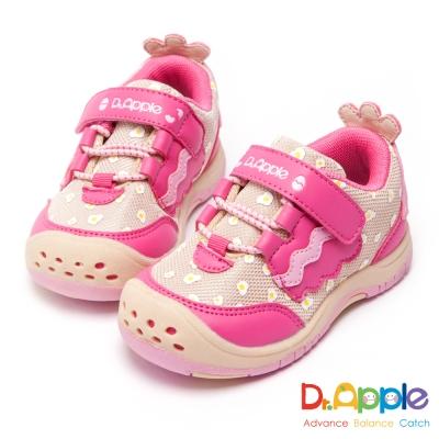 Dr. Apple 機能童鞋 寶寶可愛小雞俏皮童鞋-粉
