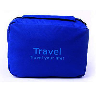 iSFun 旅行專用 一體成型盥洗包 四色可選